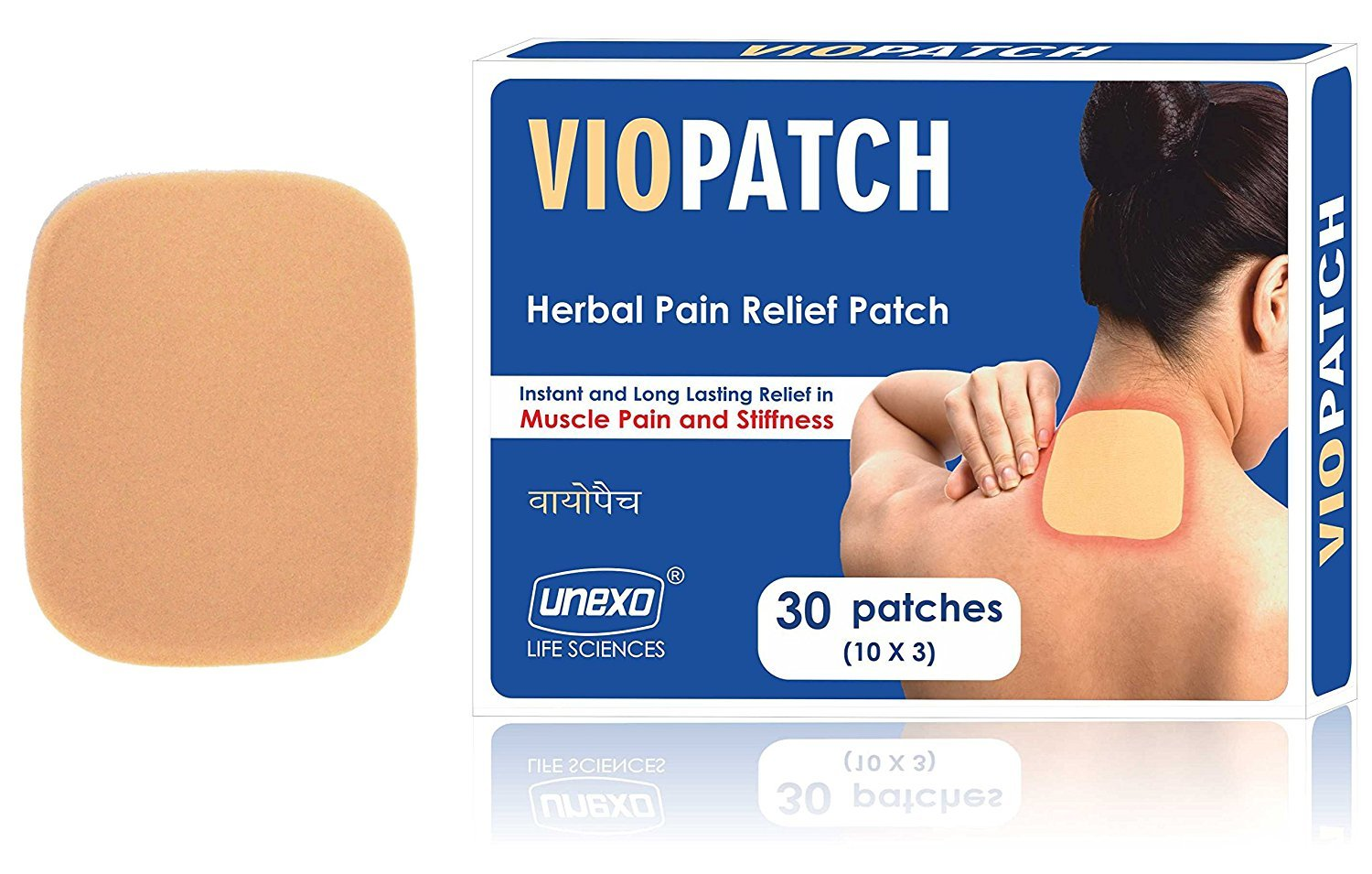 Viopatch - Herbal Pain Relief Patch 30 Patches by OMG Deal  Amazon.co.uk   Health   Personal Care d108157598