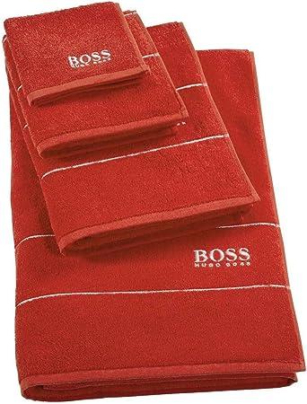 Hugo Boss Home Serviette de Bain Plain