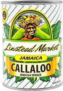 LinsteadMarket Jamaican Spinach, Oz Callaloo 19 Ounce