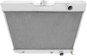 Champion Cooling, Multiple Chevrolet Models 3 Row All Aluminum Radiator, CC281