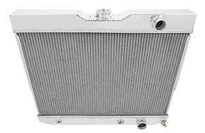 Champion Cooling, Multiple Chevrolet Models 4 Row All Aluminum Radiator, MC281