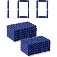 HOME BUY Bullet Foam Dart Bullets for N-Strike Elite Guns (Multicolour) - 100 Pieces