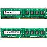 QUMOX 8 Go (2x 4 Go) DDR3 PC3-12800 1600MHz 1600 (240 PIN) DIMM MÉMOIRE