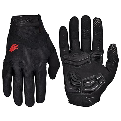 FIRELION Full Finger Bike Gloves For Men/Women