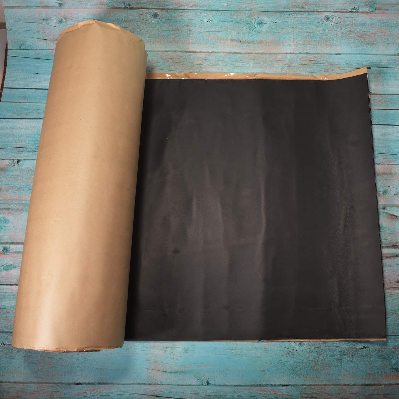 BOWSEN 20sq.ft Car Insulation Audio Sound Deadening MAT//Garage Door Insulation//Garage Wall Protector for Car Doors Mat Waterproof 3 in 1 Mat:5mm Foamed Cotton+Aluminum Foil+2mm Butyl