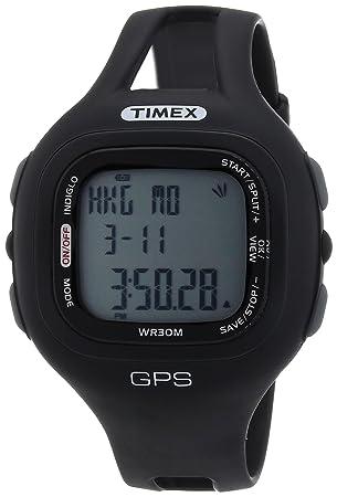 timex t5k638 marathon gps watch black amazon co uk sports outdoors rh amazon co uk Timex Marathon GPS Watch Timex M434