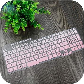 Funda de silicona para teclado ASUS ROG Strix G G731GV G731GW ...