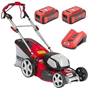 HECHT Batería de cortacésped 5051 batería de cortacésped de ...