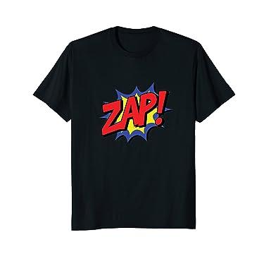 amazon com mens boyfriend gifts for college zap fan tshirt