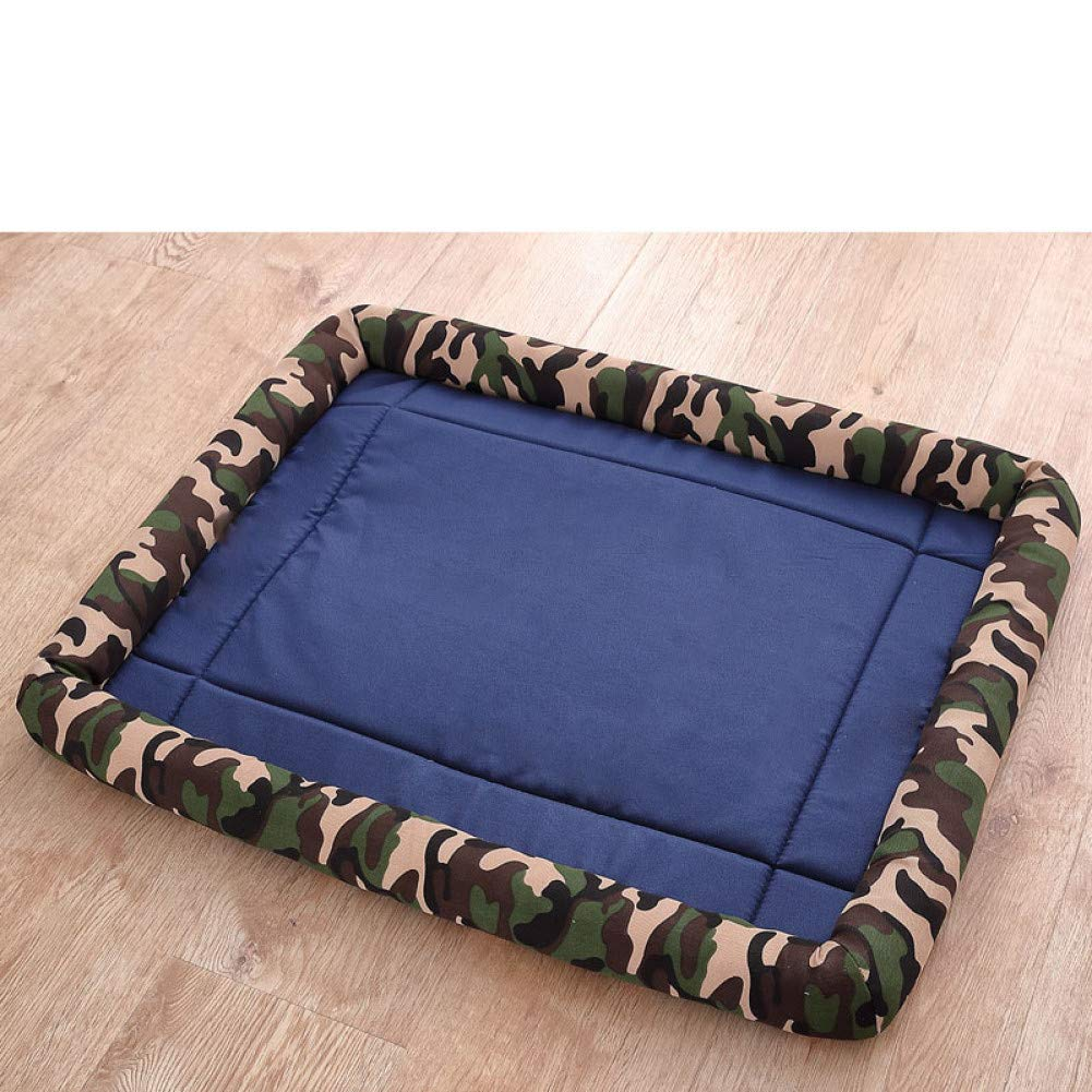 black XL CZHCFF Waterproof pet dog bed breathable Oxford house design nest dog puppy kennel small medium for dogs