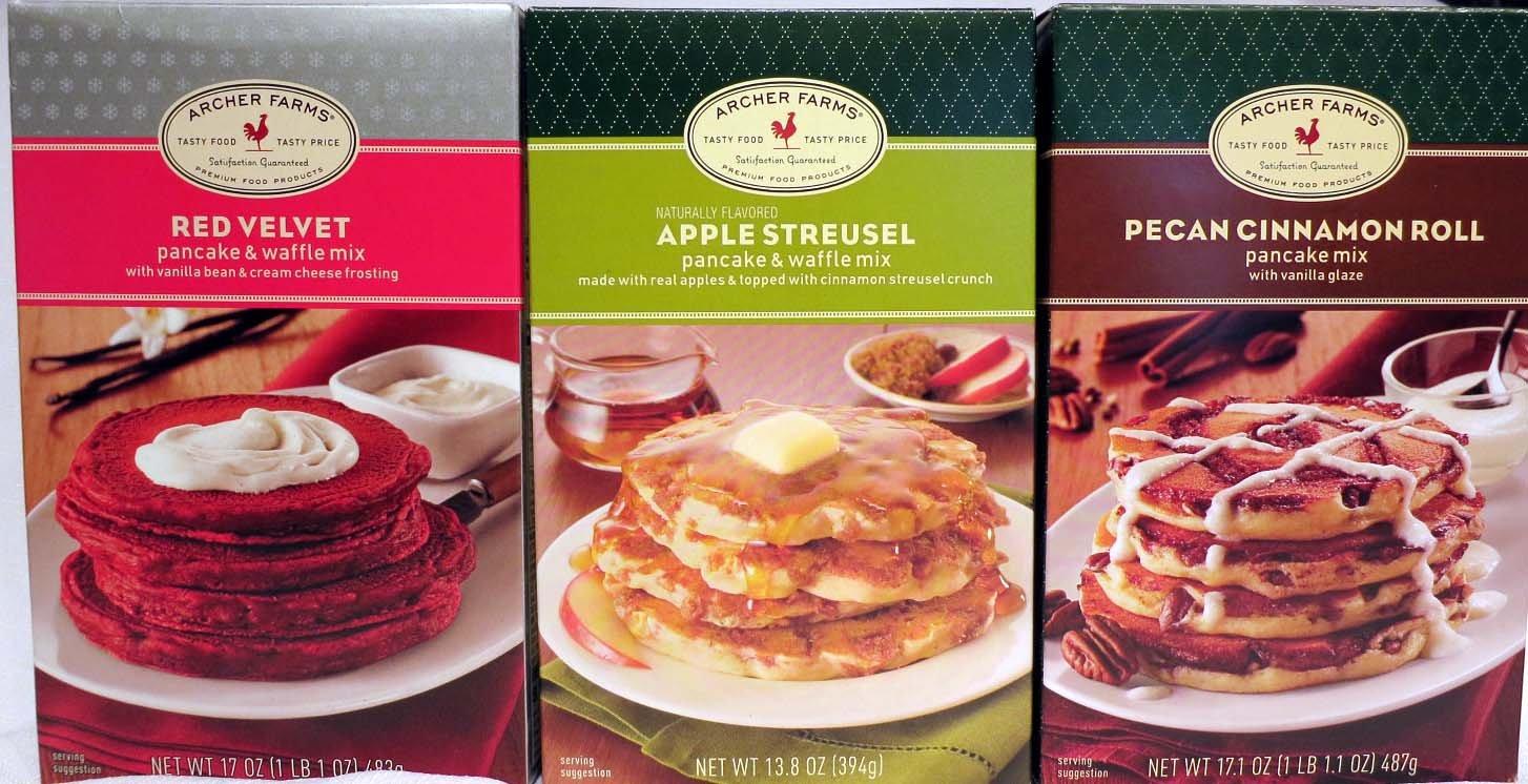 Easy Red Velvet Pancakes Using Cake Mix