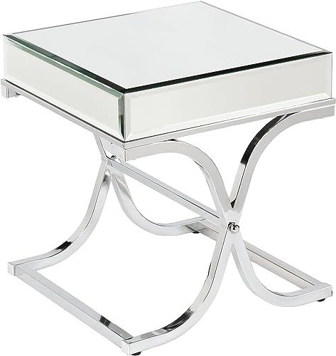 SEI Furniture Ava Mirrored