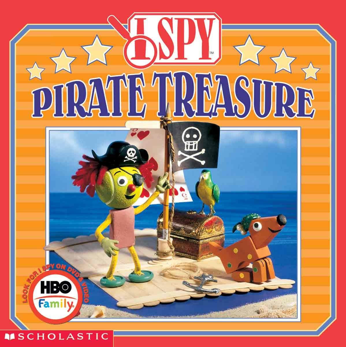 Download I Spy Pirate Treasure (Turtleback School & Library Binding Edition) ebook