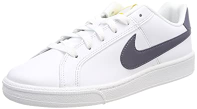 on sale 652c8 5baf3 Nike Court Royale, Baskets Homme, Blanc (White Light Carbon-Vivid Sulfur