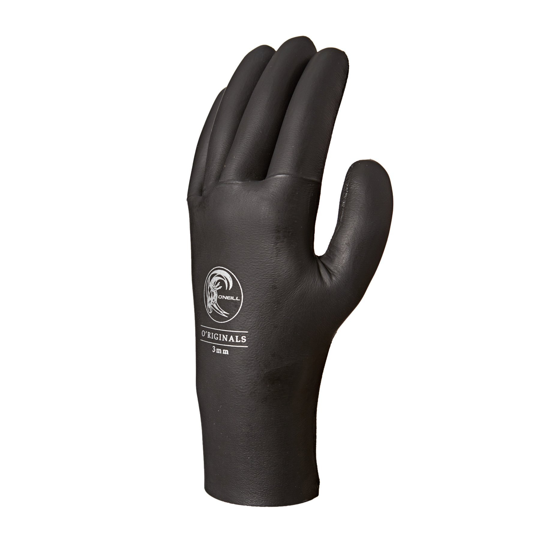 O Neill Originals 3mm 2017 5 Finger Wetsuit Gloves X Large Black
