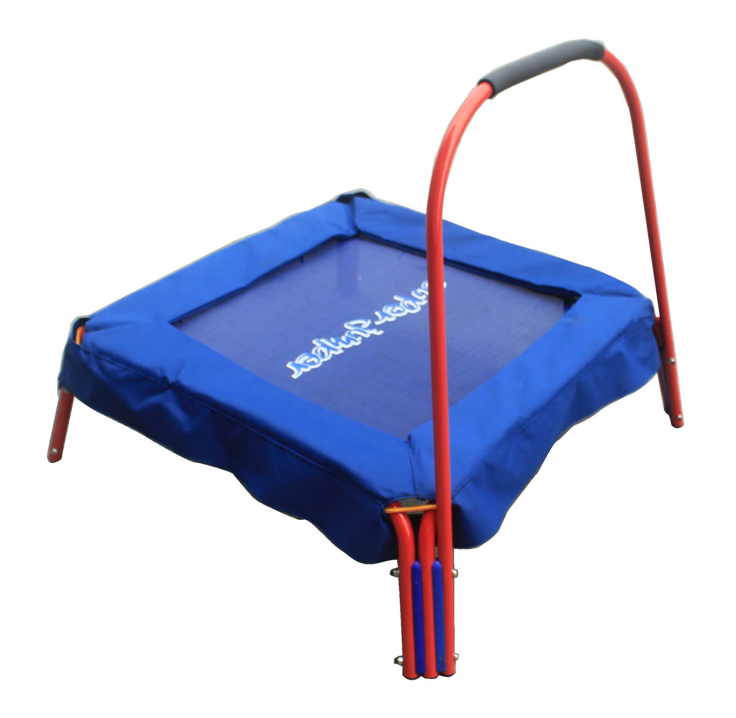 Super Jumper Junior Mini Trampoline, Blue