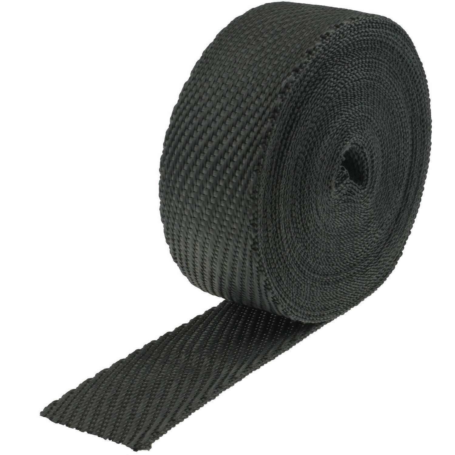 Heatshield Products 380011 Black 2 Wide x 15 Roll Cobra Skin Exhaust Wrap
