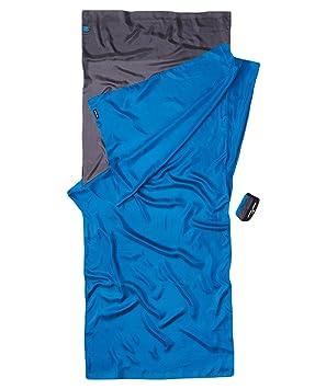 Cocoon TravelSheet - Sacos de dormir - Silk gris/azul 2018: Amazon.es: Deportes y aire libre