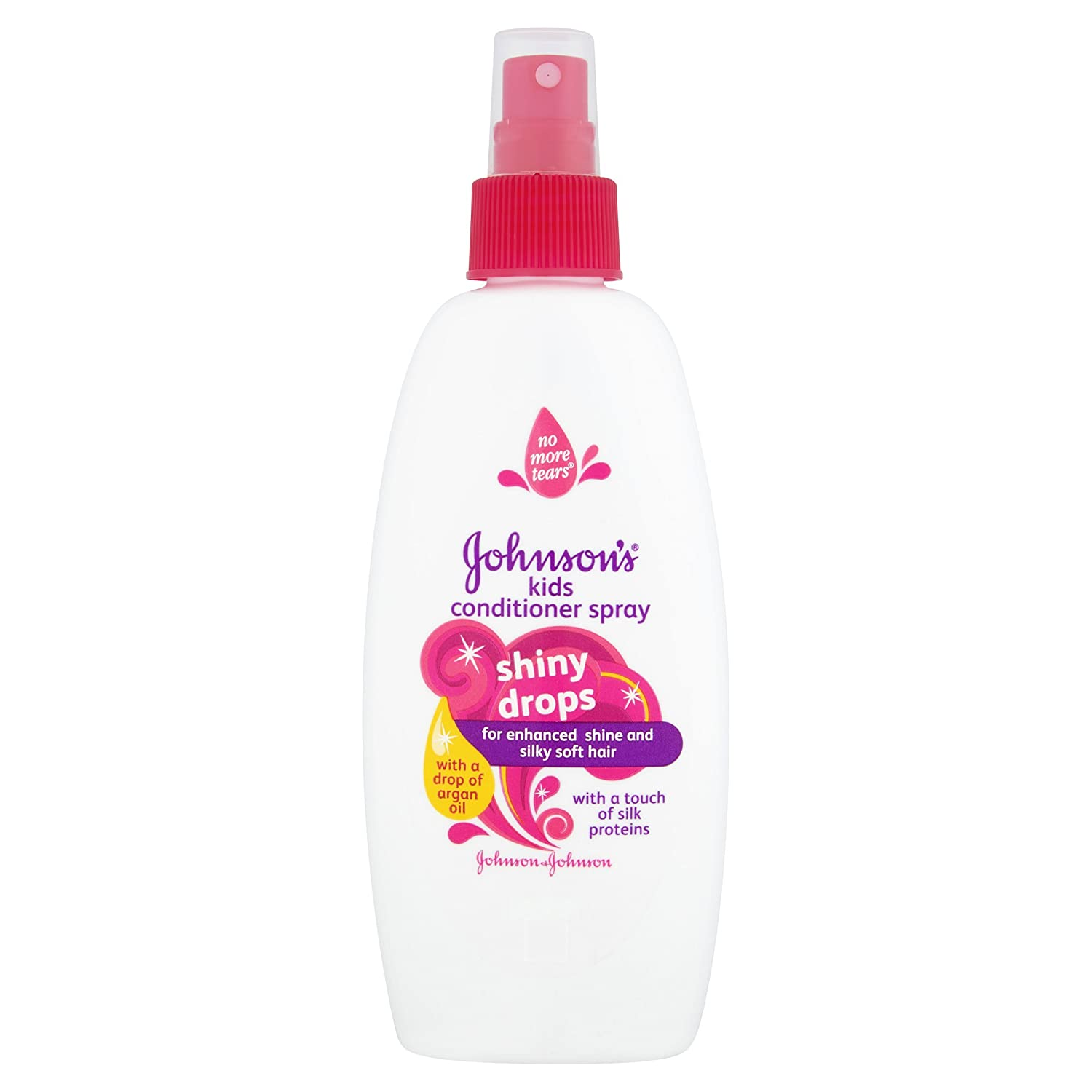 Johnson's Baby Kids Shiny Drops Conditioning Spray J&J 89400