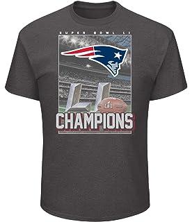 87e198505 Amazon.com   NFL New England Patriots Men s Super Bowl LI Mark of ...