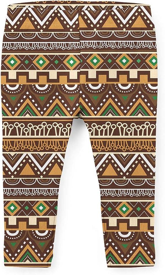 Mid Waist Lion King Inspired African Tribals Disney Full Length Sport Leggings