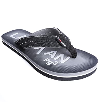 9aa690ea7811 LAWMAN PG3 Men s Flip-Flops and House Comfortable Multicolor Slippers (10