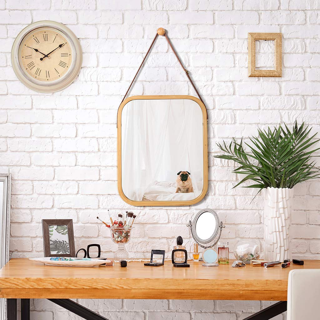 LANGRIA Specchio da parete sospeso