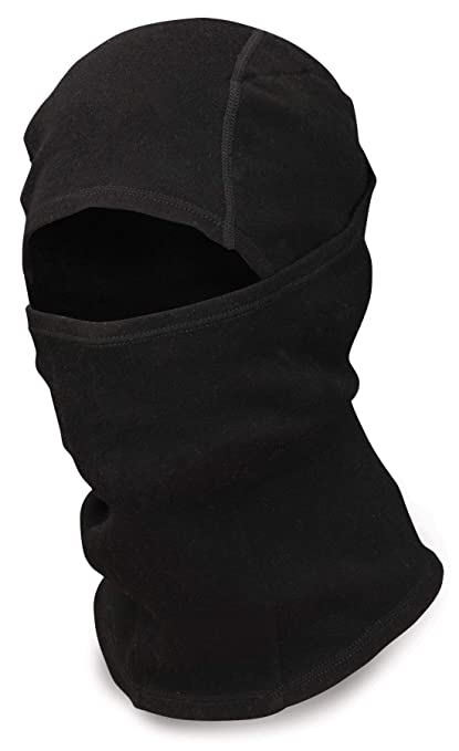 c96e9f64646 Amazon.com   First Lite - Wind River Merino Balaclava in Black OS ...