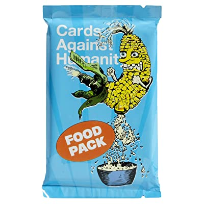Cards Against Humanity: Food Pack: Toys & Games