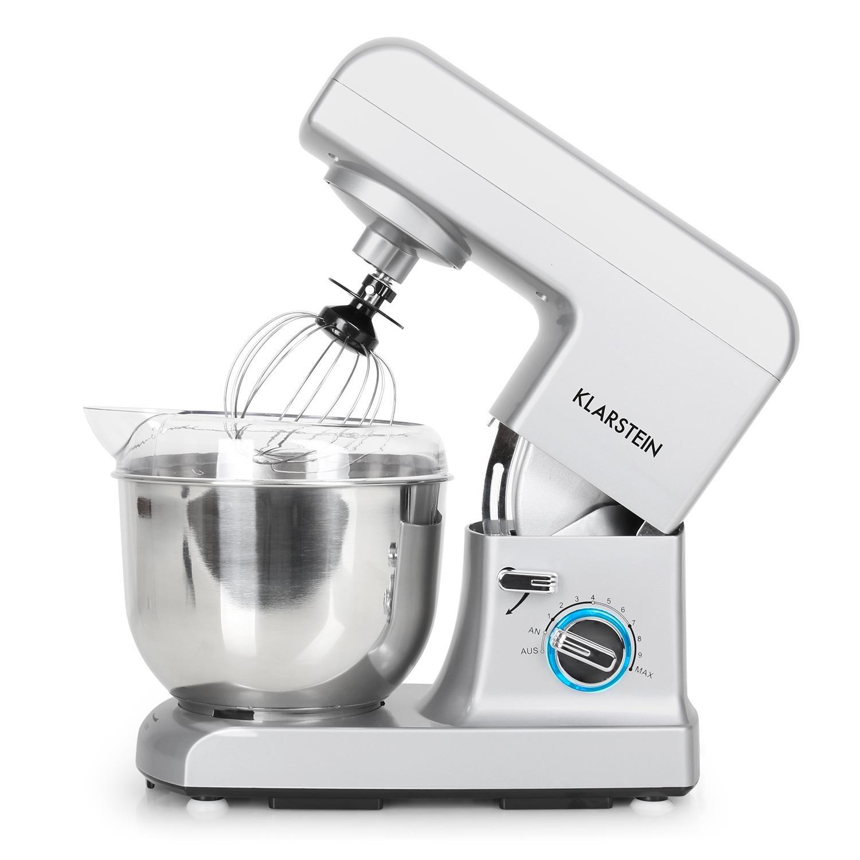 Robot de cuisine batteur mixeur fouet et p trin 5 l for Robot mixeur cuisine