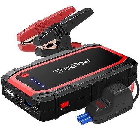 Amazon.com: TrekPow A18 800A Peak Arrancador portátil para ...