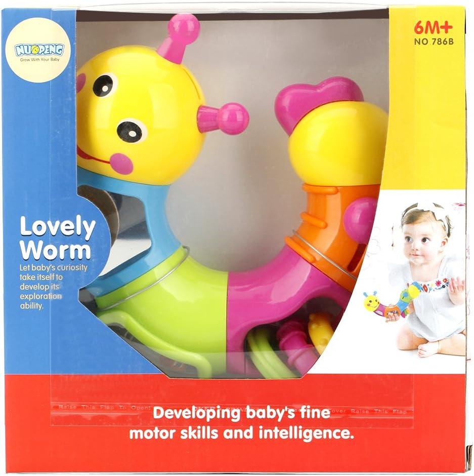 Amazon.com: NuoPeng 3 en 1 Tome a lo largo del juguete ...