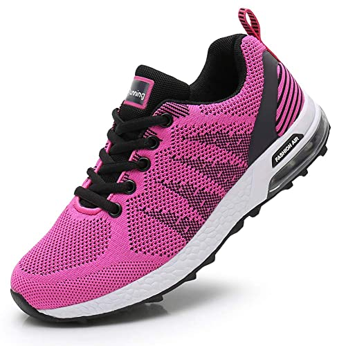 Kids Sneakers Ultra Breathable Tennis Trail Athletic Running Shoes for Girls Boy
