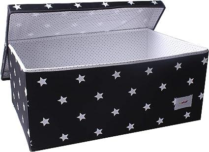 32 x 21 x 12 cm Minene Grey Cloud Storage Box