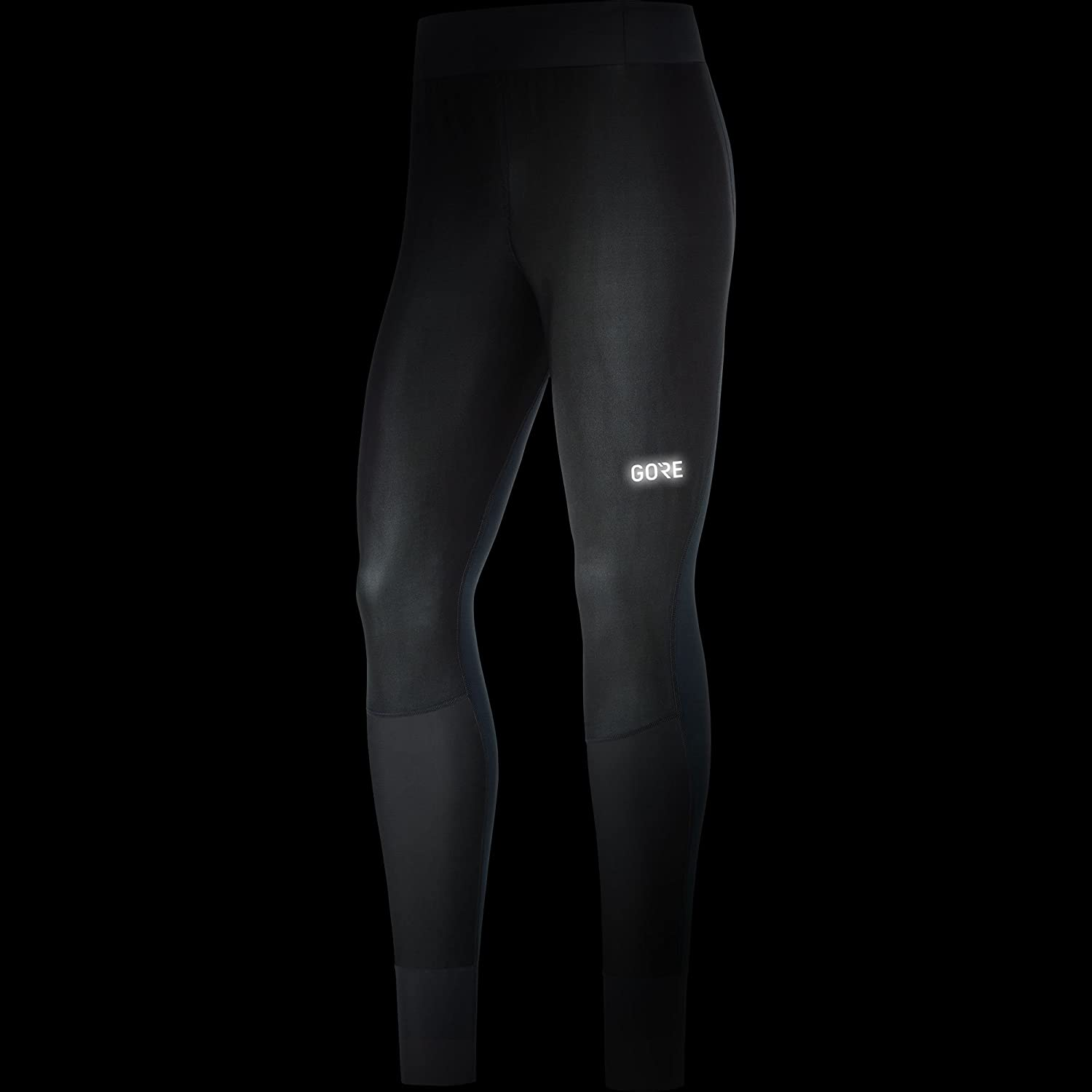 adb98e0560813 Gore Wear Men's X7 Partial Windstopper Skiing Tights - Black, XX-Large:  Amazon.co.uk: Sports & Outdoors