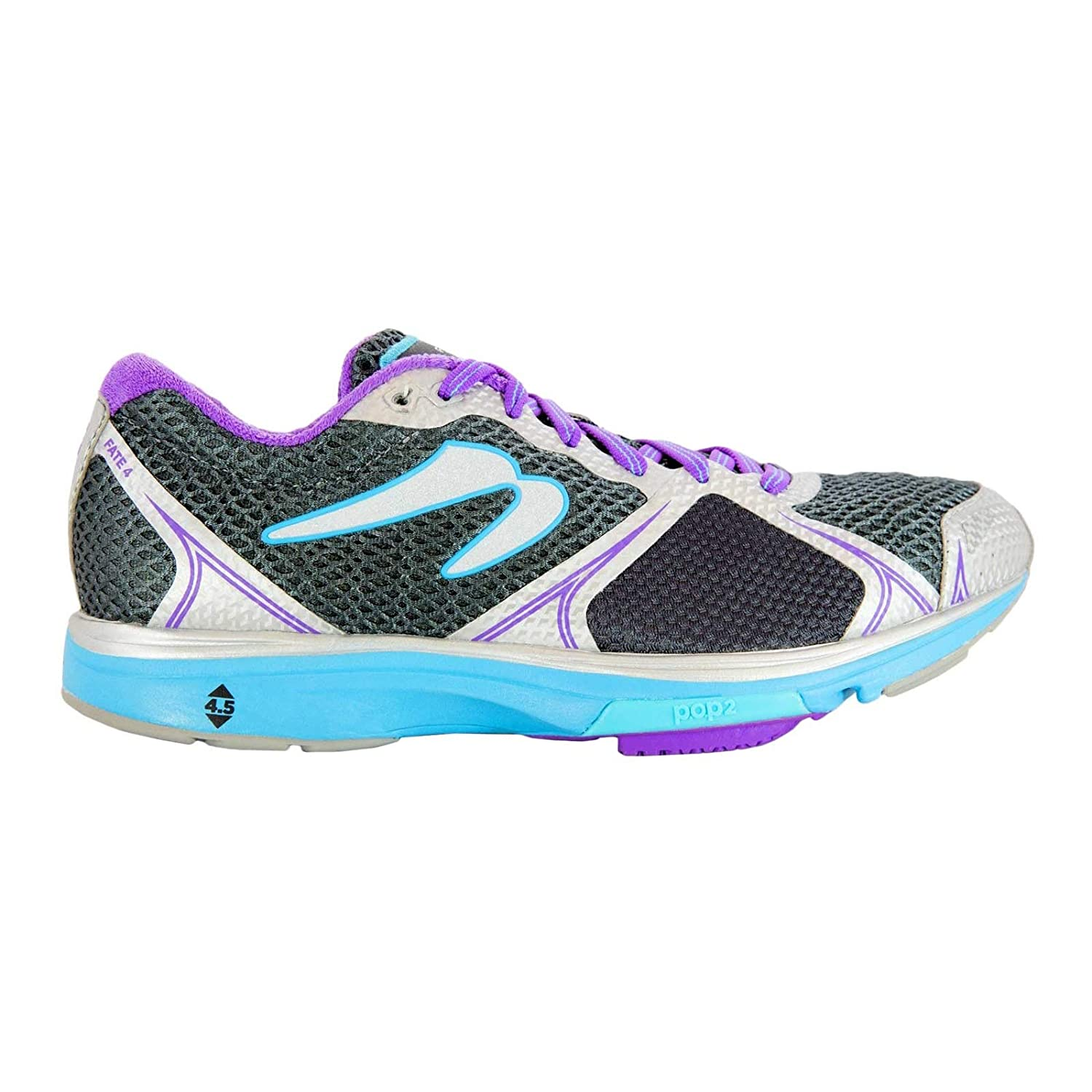 Buy Newton Running Fate 4 Silver/Violet