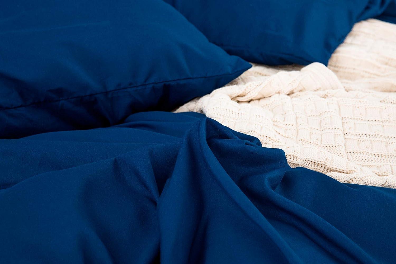 Indexbild 6 - All Season / Four Seasons Microfibre Bed Linen Set