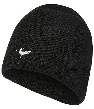 c24d7676ea9 SealSkinz Waterproof Beanie Hat  Amazon.co.uk  Sports   Outdoors