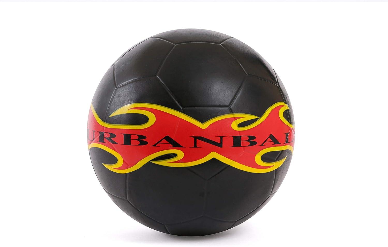 URBANBALL BlackFire – Balón Fútbol Freestyle: Amazon.es: Deportes ...