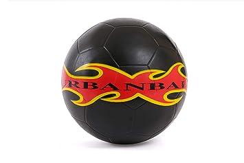 URBANBALL BlackFire - Balón Fútbol Freestyle: Amazon.es: Deportes ...