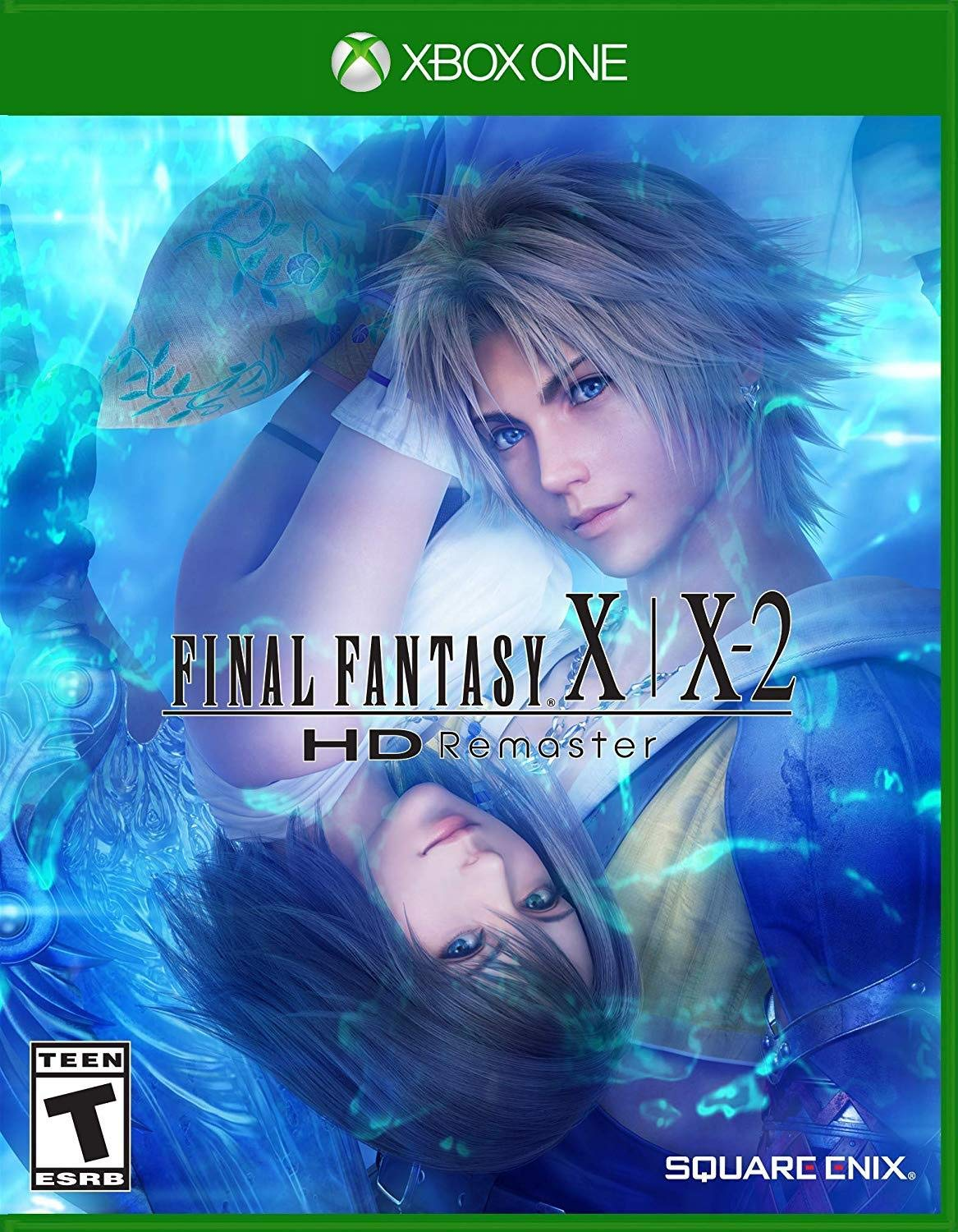 Final Fantasy X & X-2 HD Remaster - Xbox One