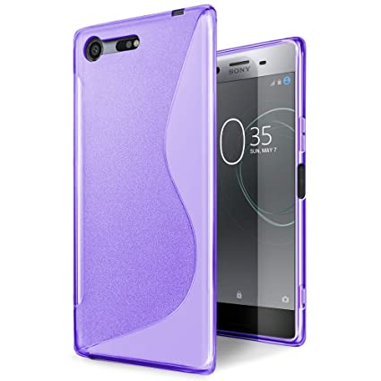 Amazon.com: SLEO Sony Xperia XZ Premium Case, [Exact-Fit ...