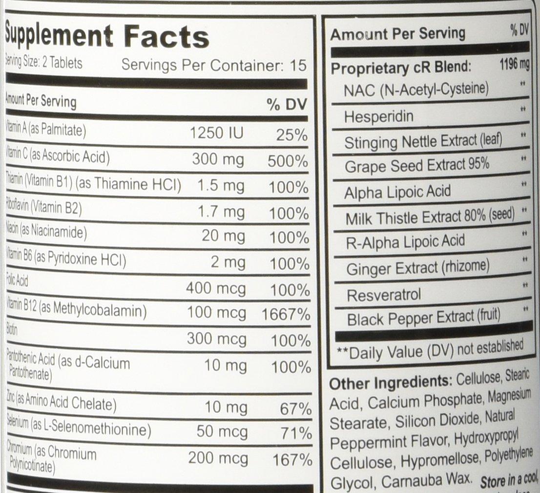 drinkwel codeRed Reduce Alcohol Flush Reaction, Aka Asian Glow (with  Antioxidants, Nac, Alpha Lipoic Acid, Hesperidin)