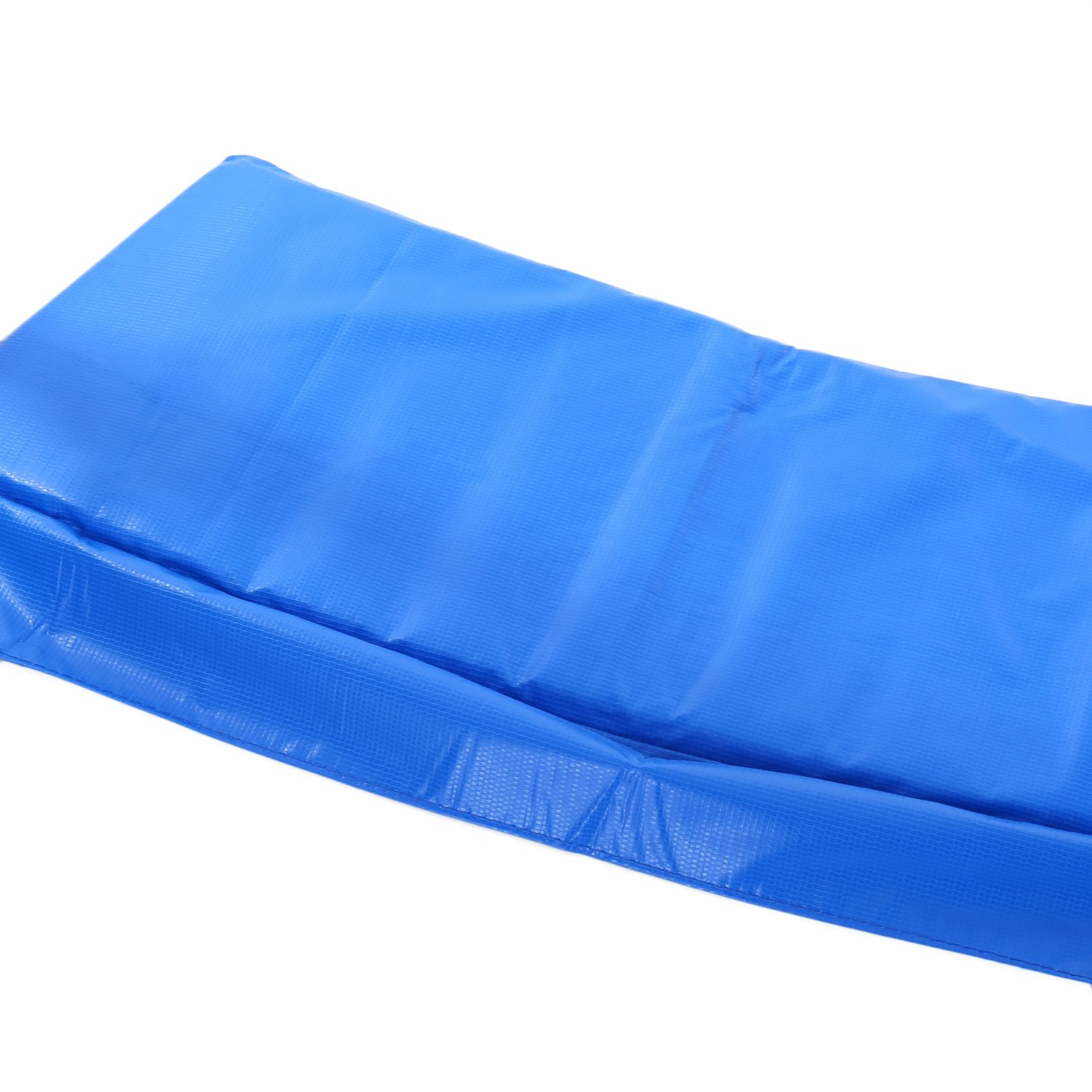 15 14 12 10 Ft Replacement Trampoline Surround PVC Pad Foam Safety Spring Cover Padding Pads (Blue, 15 Ft) by Zafuar Sports (Image #4)