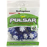 Soft Spikes Tour Pulsar Cleat FTS 3.0 Azure/wit, azuurblauw, standaard