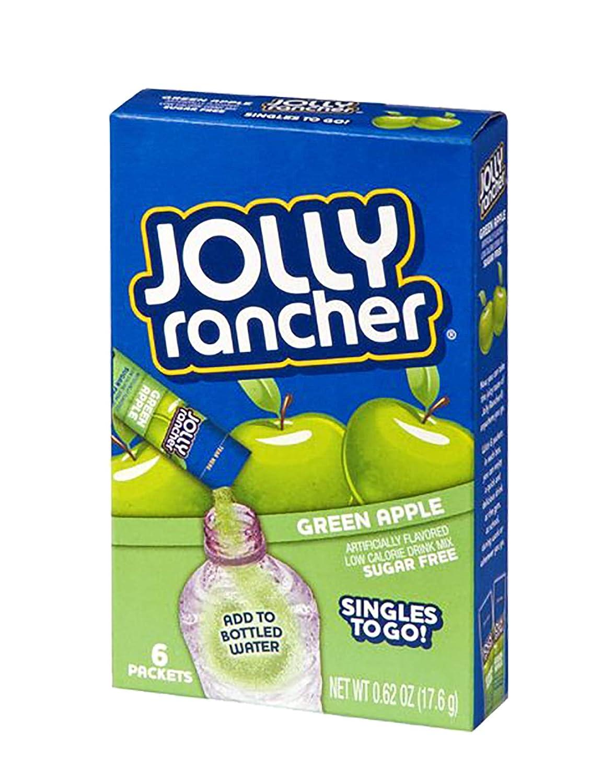JOLLY RANCHER S/F GREEN/AP(12)