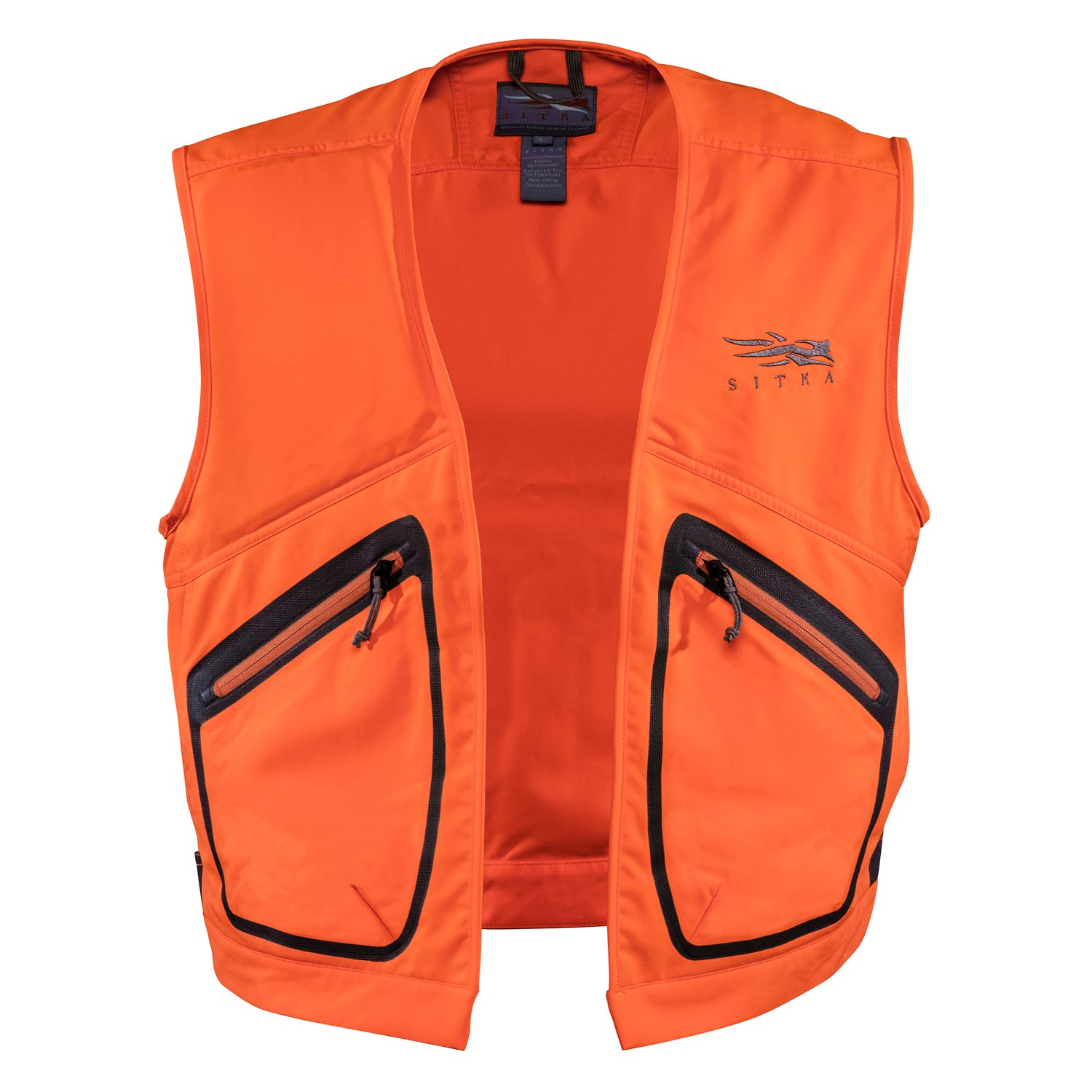 SITKA Gear Ballistic Vest Blaze Orange XX Large