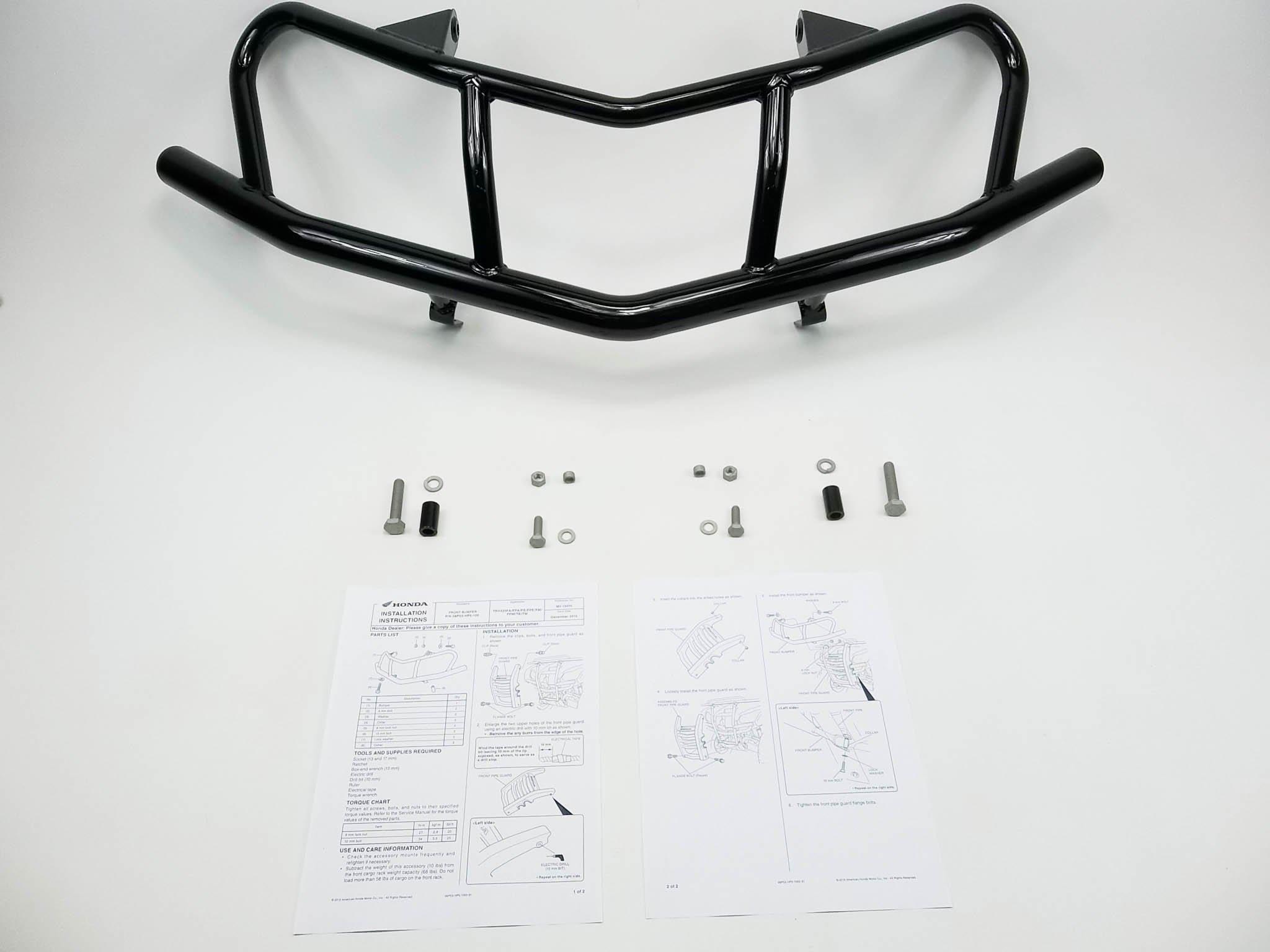 Honda 08P53-HP5-100 Front Brush Guard