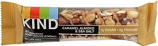 product image for Kind, Bar Caramel Almond Sea Salt, 1.4 Ounce