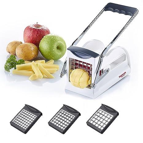 Amazon.com: Westmark - Potato and Vegetable Chipper - Plastic Body ...